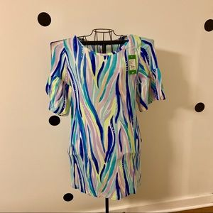 NWT Lilly Pulitzer Lindell Dress Shore Perfection